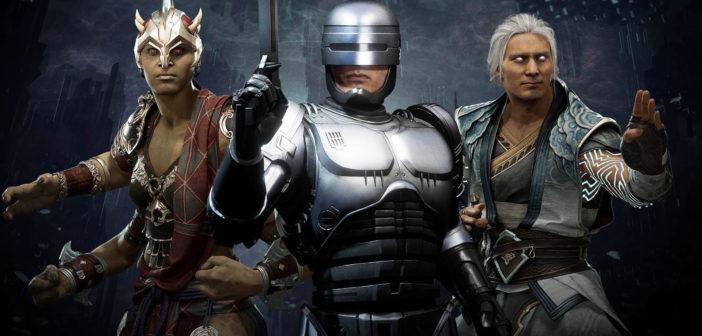 Un nouveau Pack de Skins pour Mortal Kombat 11 : Aftermath