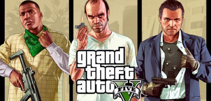 GTAV et GTA Online arrivent sur PlayStation 5 et Xbox Series X S en mars 2022