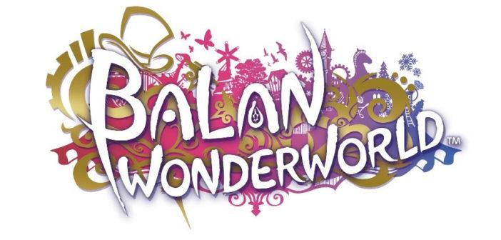 La cinématique d'ouverture de BALAN WONDERWORLD