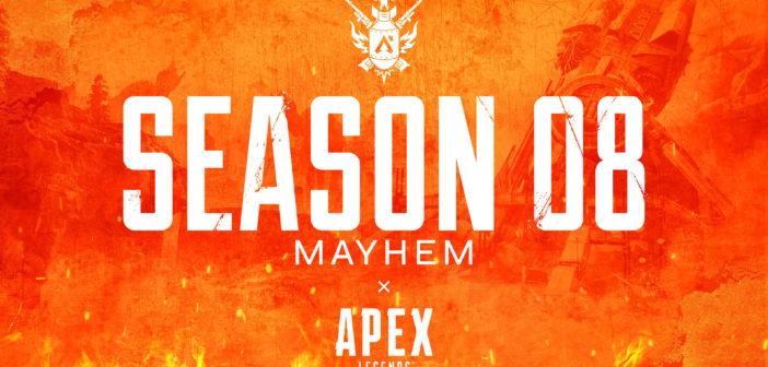 Apex Legends Saison 8 – Chaos : trailer de gameplay et mises à jour de la carte