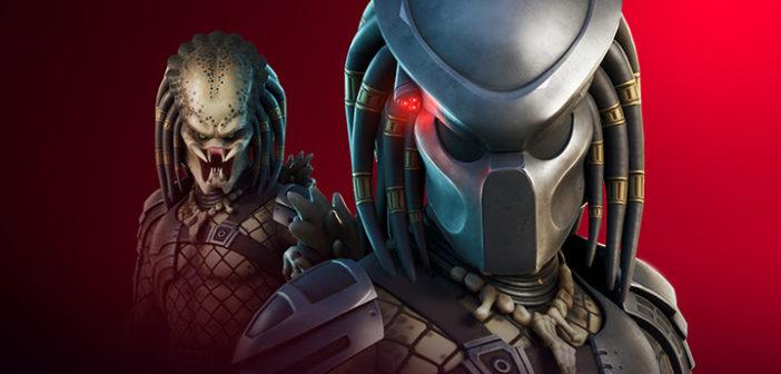 Le Predator rejoint le Passe de Combat de Fortnite