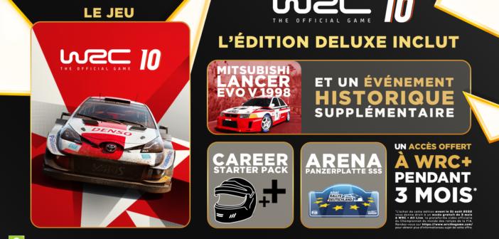 WRC 10 – Prêts à entrer dans l'histoire ?