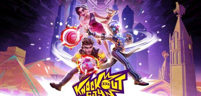 Découvrez la nouvelle bande-annonce de la saison 2 de Knockout City : Battez-vous au cinéma