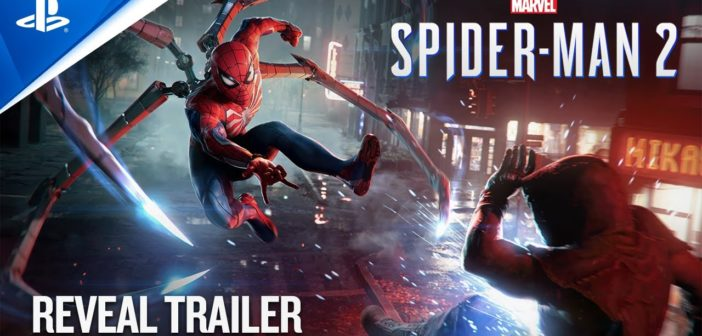Marvel's Spider-Man 2 sur PS5