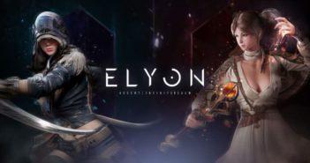 Elyon dévoile un nouveau trailer cinématique avant son lancement