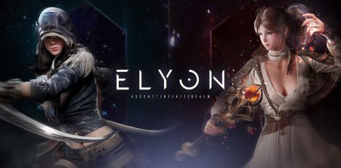 Le MMORPG Elyon est désormais disponible !