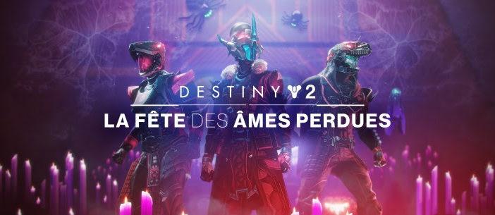 L'effrayante Fête des âmes perdues est de retour dans Destiny 2 avec un événement gratuit pour tous les joueurs